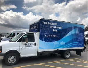 custom box truck wraps and graphics